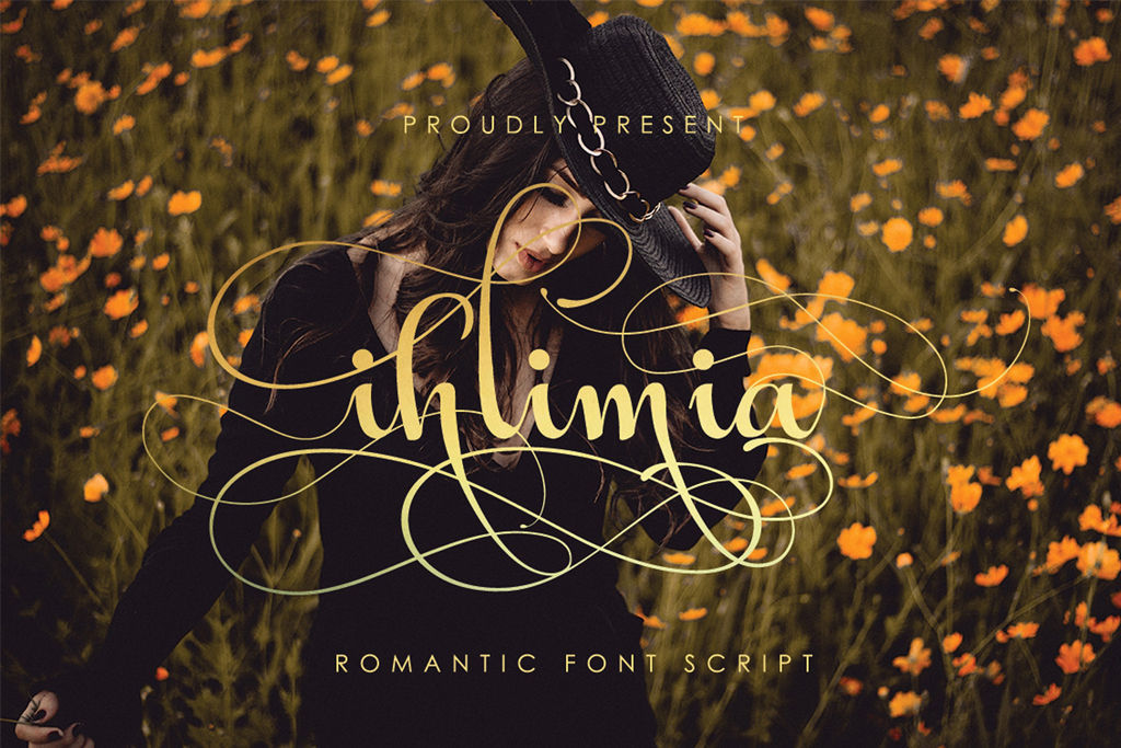 100 newest free fonts!The latest designs have the latest fonts.100 new free fonts that appeared in May 2018