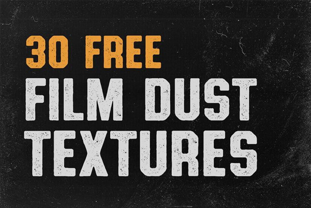 【Free】Beginner's must seeIt can be used in Lightroom and Photoshop!30 kinds of film dust texture that the atmosphere like a retro film photograph shines in the photograph shines is put out!