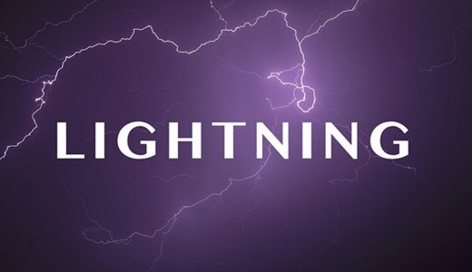 【Free】Add lightning to the photoLightning Overlay Texture Effect Material 20 Types