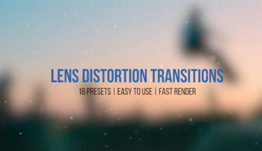 [2019 final edition] Premiere Free Transition Effects Pack [Video Creator / YouTuber Must See】