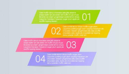 視覚的に分かりやすい!CSSで作る簡単インフォグラフィック11選