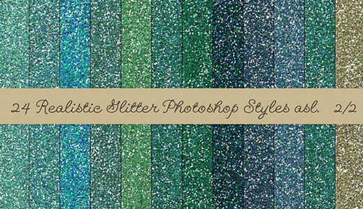 [Free commercial available] 24 kinds of glittering lame texture background material of realistic texture, such as glass beads [material for photosho / psd / asl]