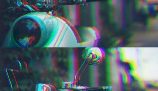 【無料】10種類のグリッチノイズトランジション【Premiere用テンプレート素材】